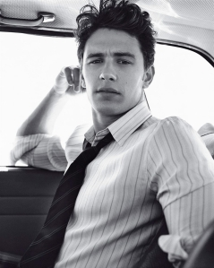 Actor-come-director James Franco
