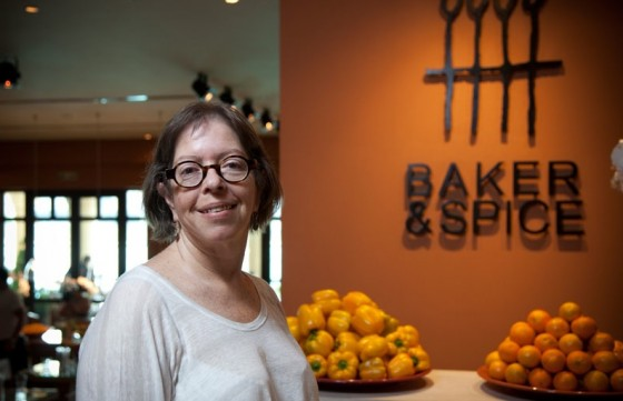 Yael Mejia, founder of Baker and Spice