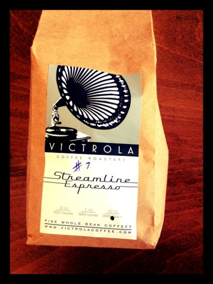 3rd. Victrola. Roasters from Seattle USA