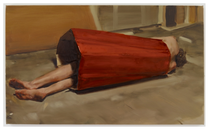 Michaël-Borremans-The-Devils-Dress-II-2011
