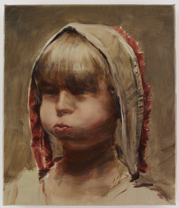 Michael-Borremans-The-Wind-The-Devils-Dress-David-Zwirner