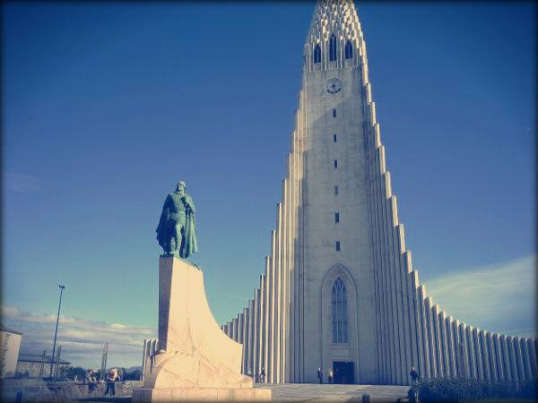 tower of Hallgrímskirkja